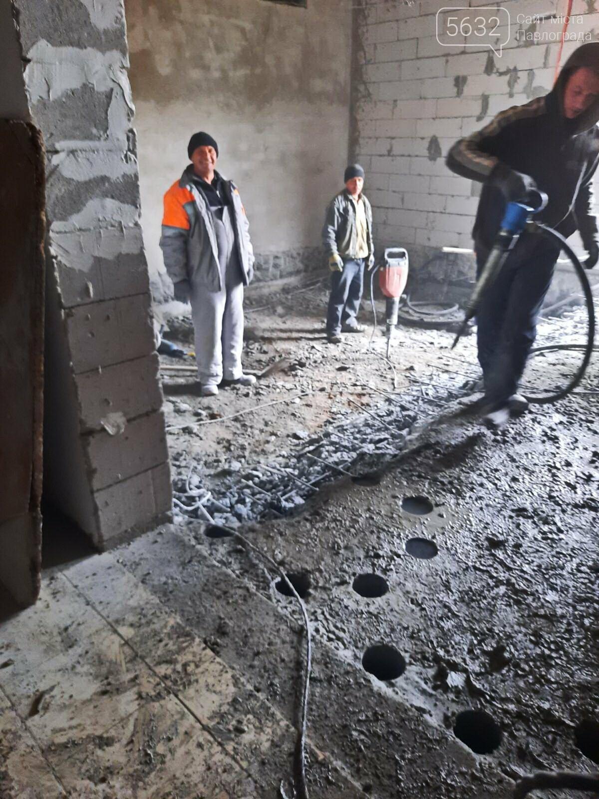 В Павлограде завершаются работы по реконструкции приемно-диагностического отделения больницы интенсивного лечения, фото-3