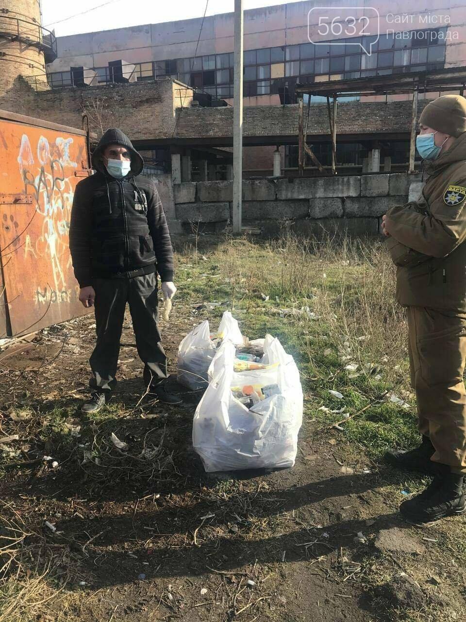 В Павлограде муниципалы застукали 40-летнего наркомана во время инъекции (ФОТО), фото-4