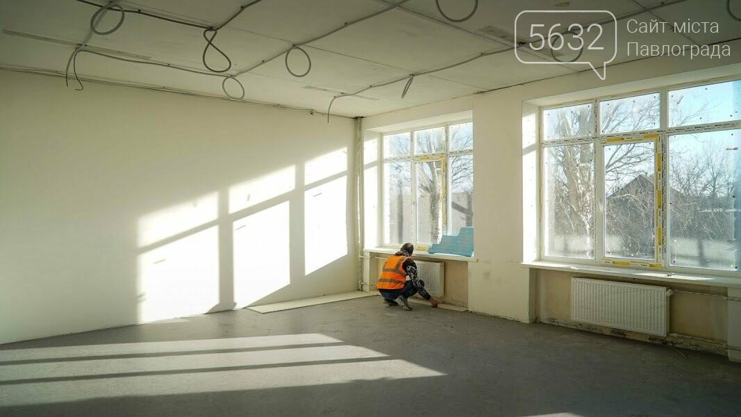 В Петропавловке продолжается реконструкция школы №2 (ФОТОРЕПОРТАЖ), фото-6