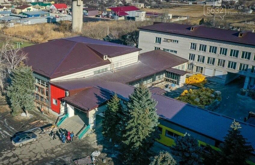 В Петропавловке продолжается реконструкция школы №2 (ФОТОРЕПОРТАЖ), фото-2