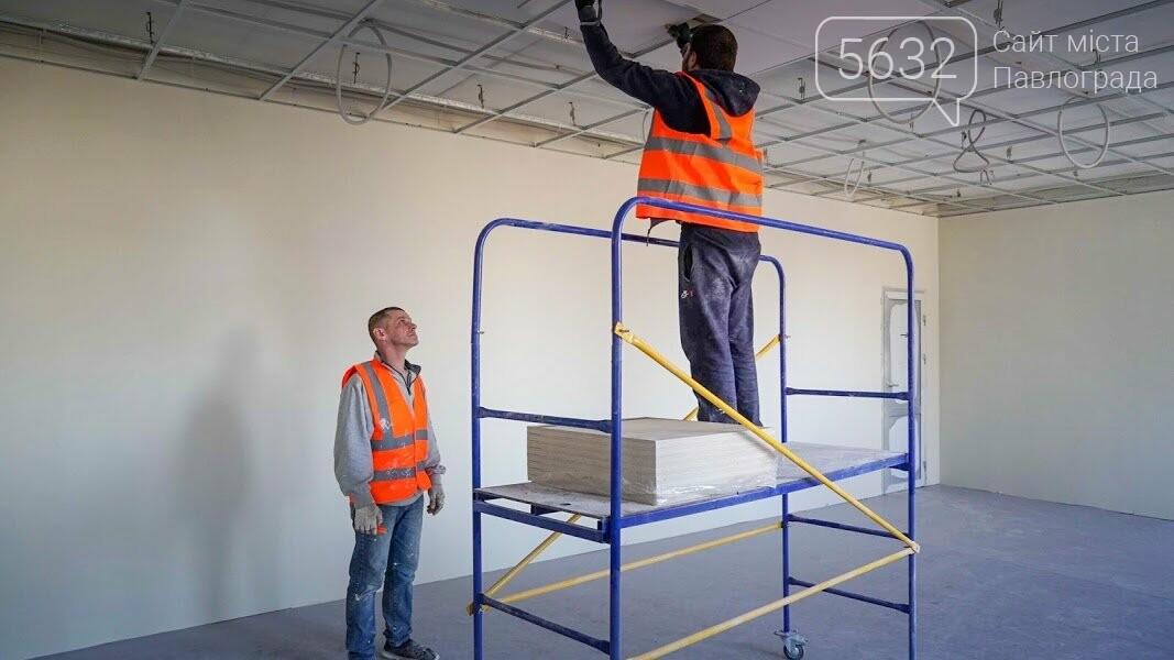 В Петропавловке продолжается реконструкция школы №2 (ФОТОРЕПОРТАЖ), фото-4