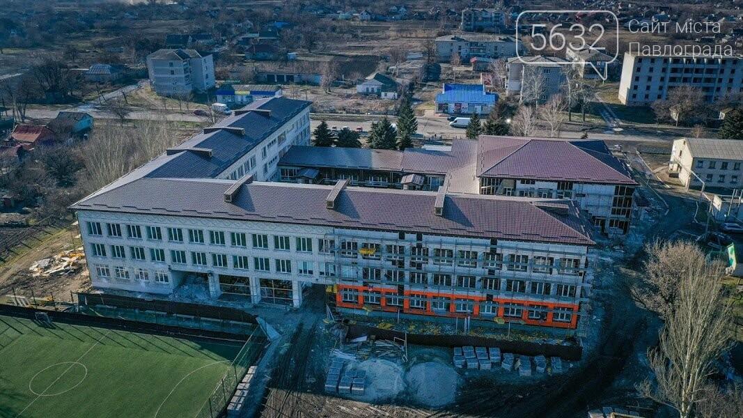 В Петропавловке продолжается реконструкция школы №2 (ФОТОРЕПОРТАЖ), фото-1