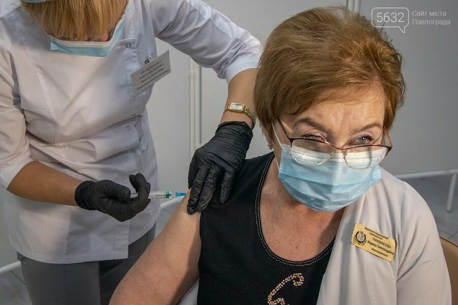 На Днепропетровщине от COVID-19 вакцинировали уже 830 медиков, фото-3