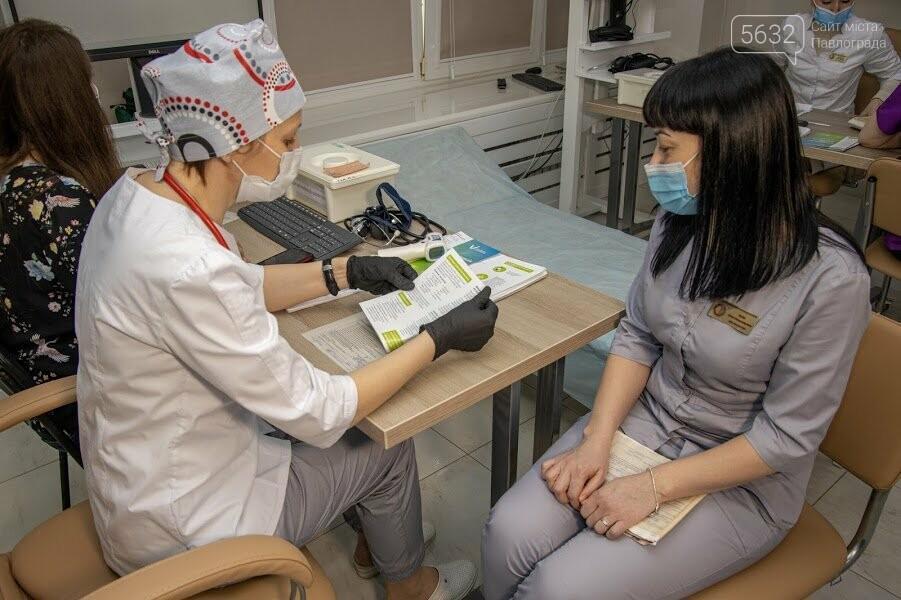На Днепропетровщине от COVID-19 вакцинировали уже 830 медиков, фото-1