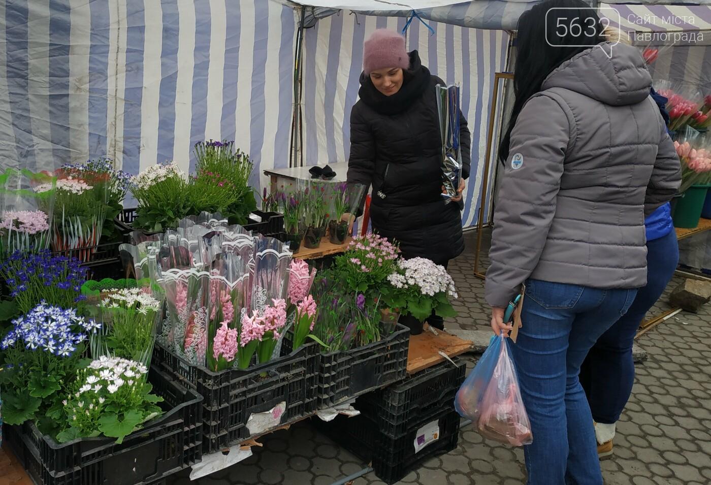 Во сколько в этом году павлоградцам обойдутся цветы к 8 марта?, фото-5