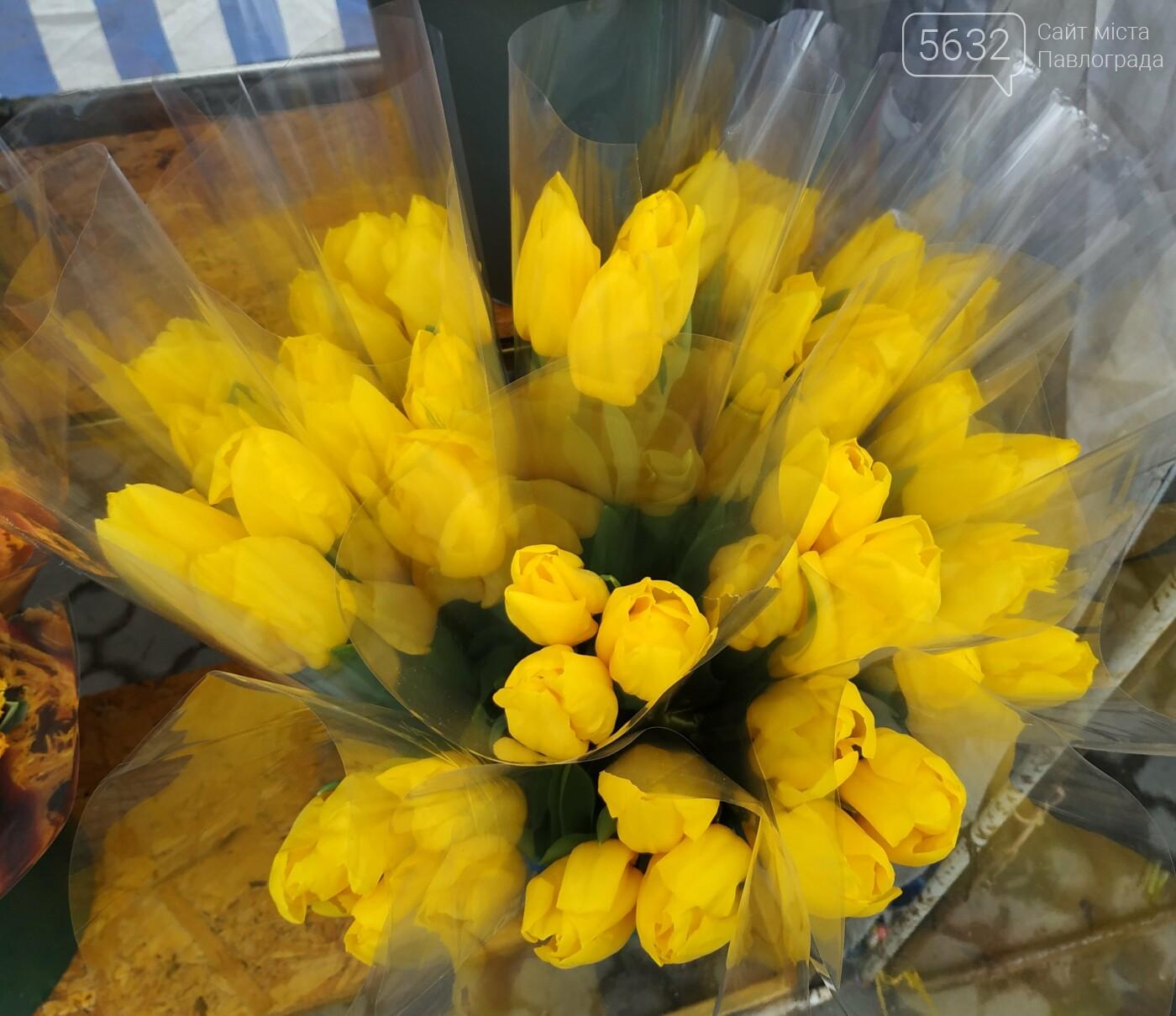 Во сколько в этом году павлоградцам обойдутся цветы к 8 марта?, фото-12