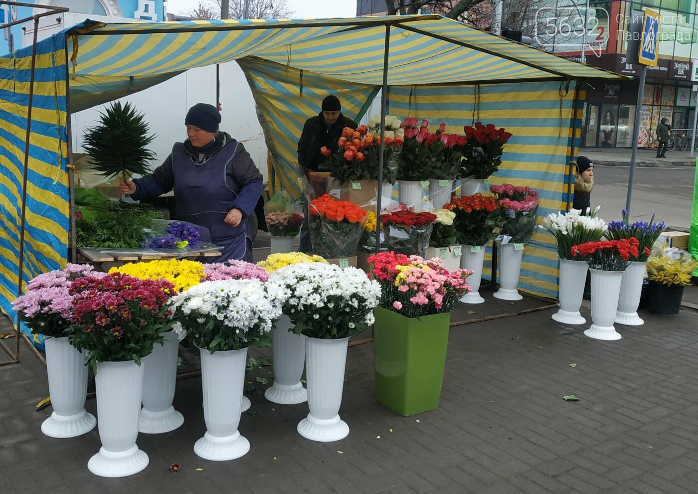 Во сколько в этом году павлоградцам обойдутся цветы к 8 марта?, фото-3