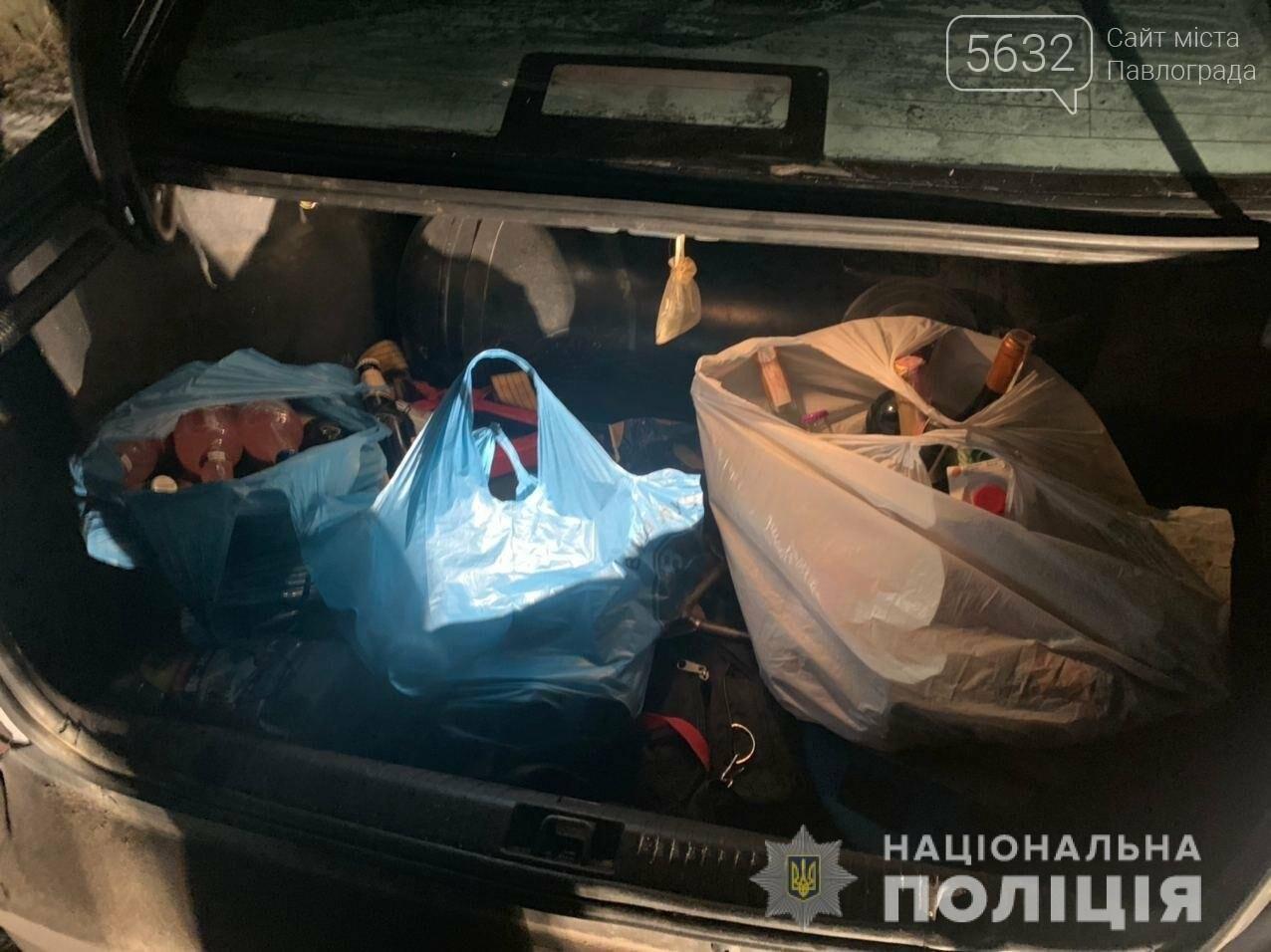 Двое ранее судимых павлоградцев ограбили магазин в Богуславе, фото-1
