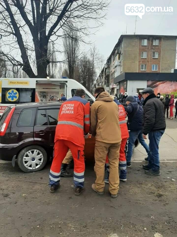 В Павлограде произошло ДТП с пострадавшими (ФОТО), фото-1