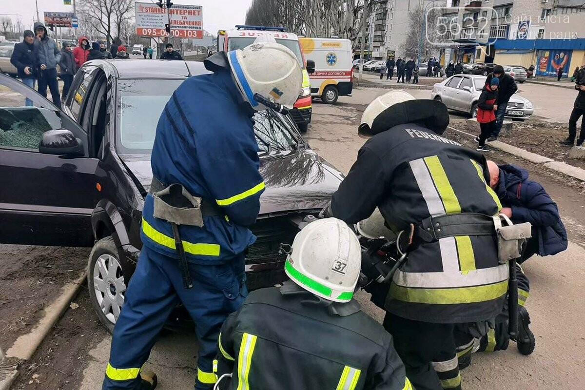 Стали известны подробности сегодняшнего ДТП в Павлограде (ВИДЕО), фото-3