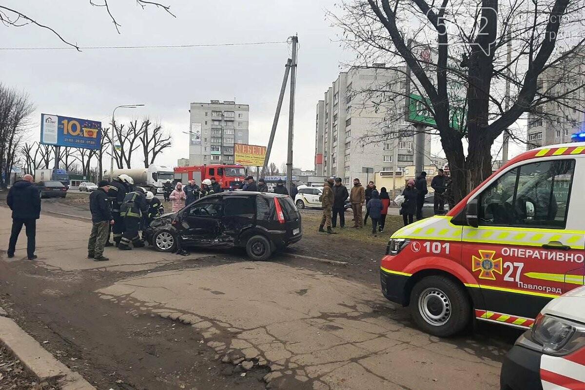 Стали известны подробности сегодняшнего ДТП в Павлограде (ВИДЕО), фото-2