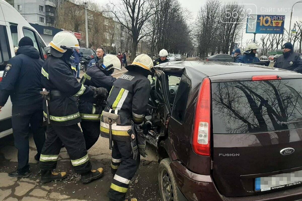 Стали известны подробности сегодняшнего ДТП в Павлограде (ВИДЕО), фото-4