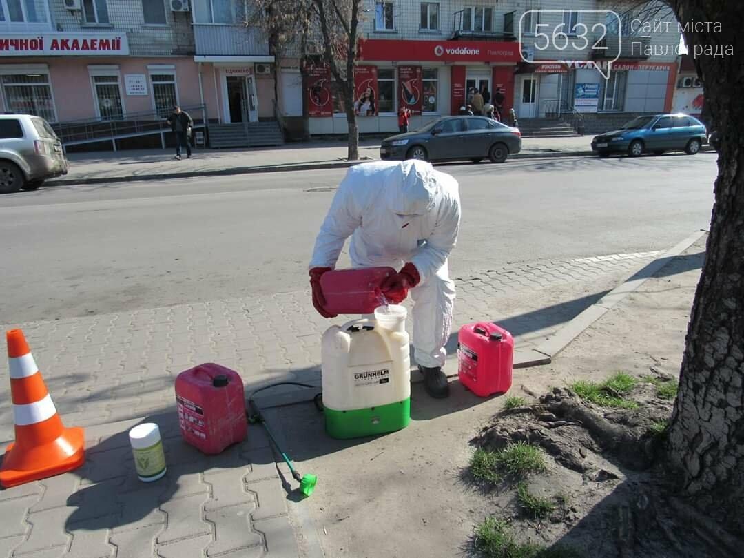 Ровно год назад ВОЗ объявила о начале пандемии коронавируса, а в Украине решили ввести карантин: как это было в Павлограде, фото-14