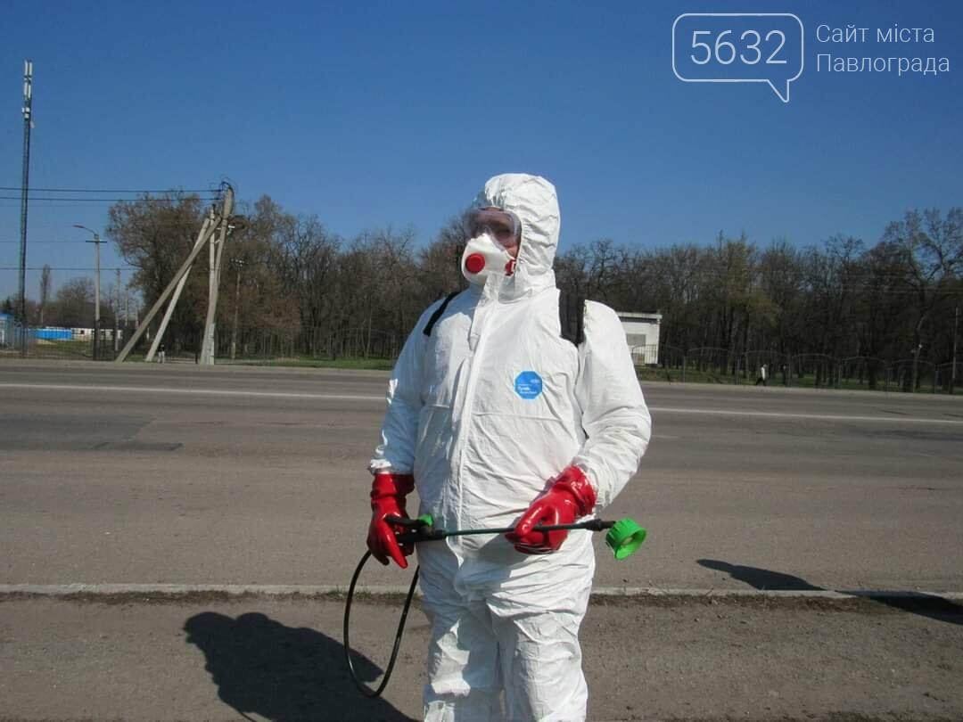 Ровно год назад ВОЗ объявила о начале пандемии коронавируса, а в Украине решили ввести карантин: как это было в Павлограде, фото-13