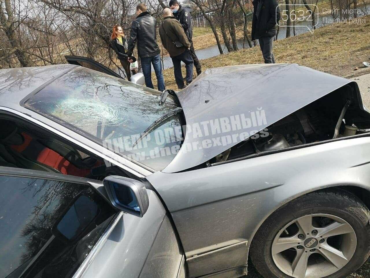 На трассе Павлоград-Днепр столкнулись два автомобиля (ФОТО), фото-2