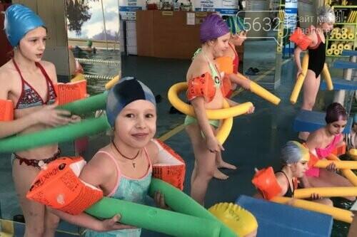 В бассейне ВСК «Юность» возобновились занятия плаванием для младшеклассников Павлограда, фото-1