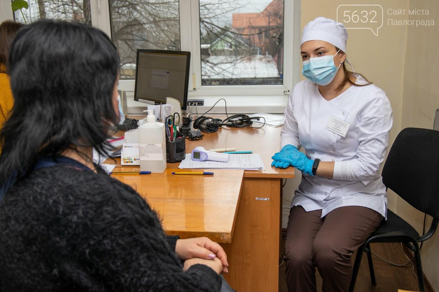 Днепропетровщина – национальный лидер по вакцинации медиков, фото-1