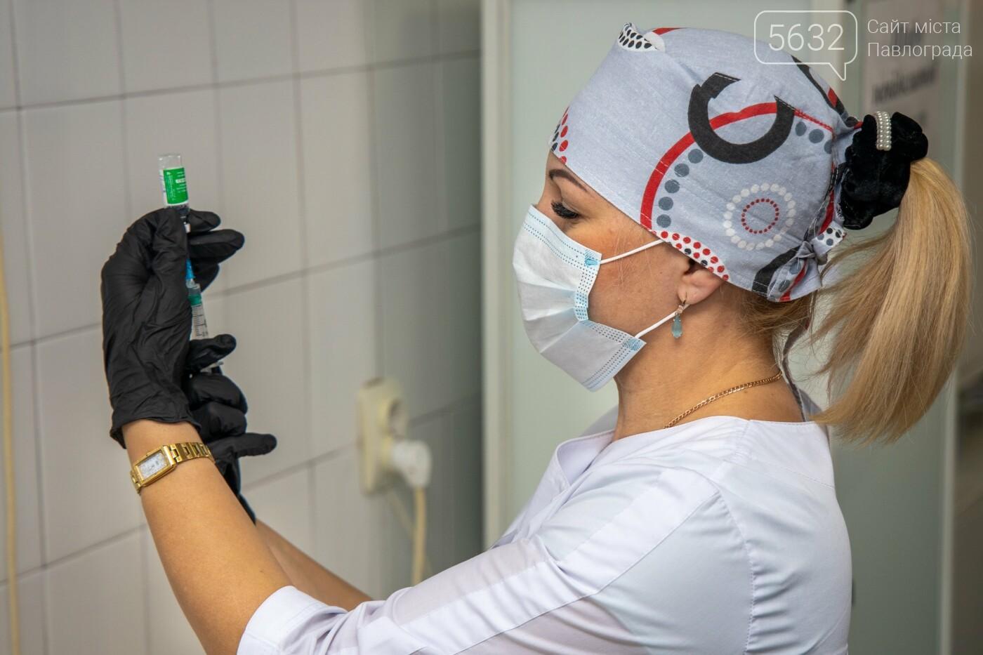 Днепропетровщина – национальный лидер по вакцинации медиков, фото-3