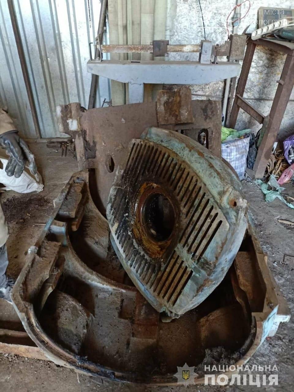 В Петропавловке местный житель украл 2 двигателя оросительной системы, фото-3