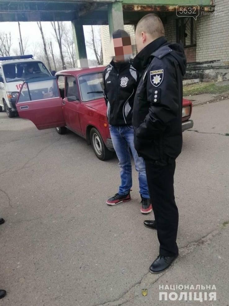 В Павлограде молодой человек хотел спрыгнуть с 9-этажного недостроя, фото-2