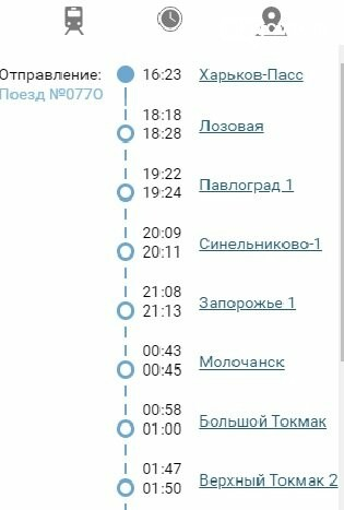 С 9 апреля через Павлоград будет курсировать поезд Харьков-Мариуполь, фото-1