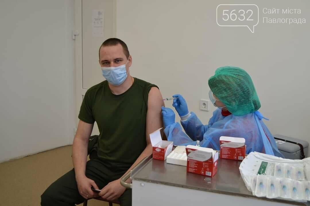Воинская часть 3024 начала вакцинацию личного состава, фото-4