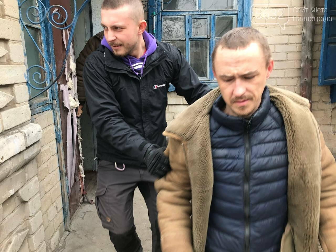 В Павлограде спасли собаку, которую держал в подвальном помещении нерадивый хозяин, фото-2