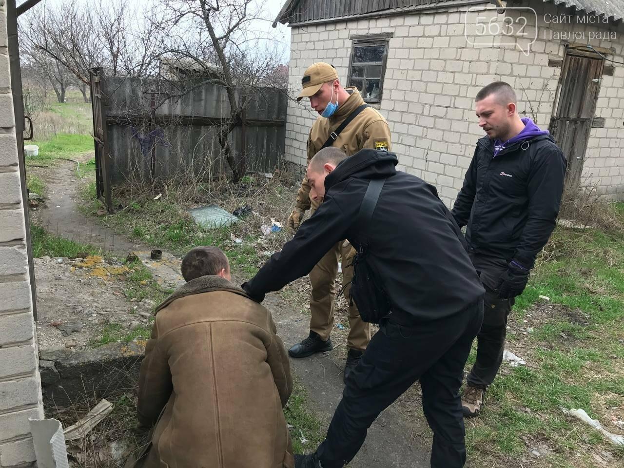В Павлограде спасли собаку, которую держал в подвальном помещении нерадивый хозяин, фото-3