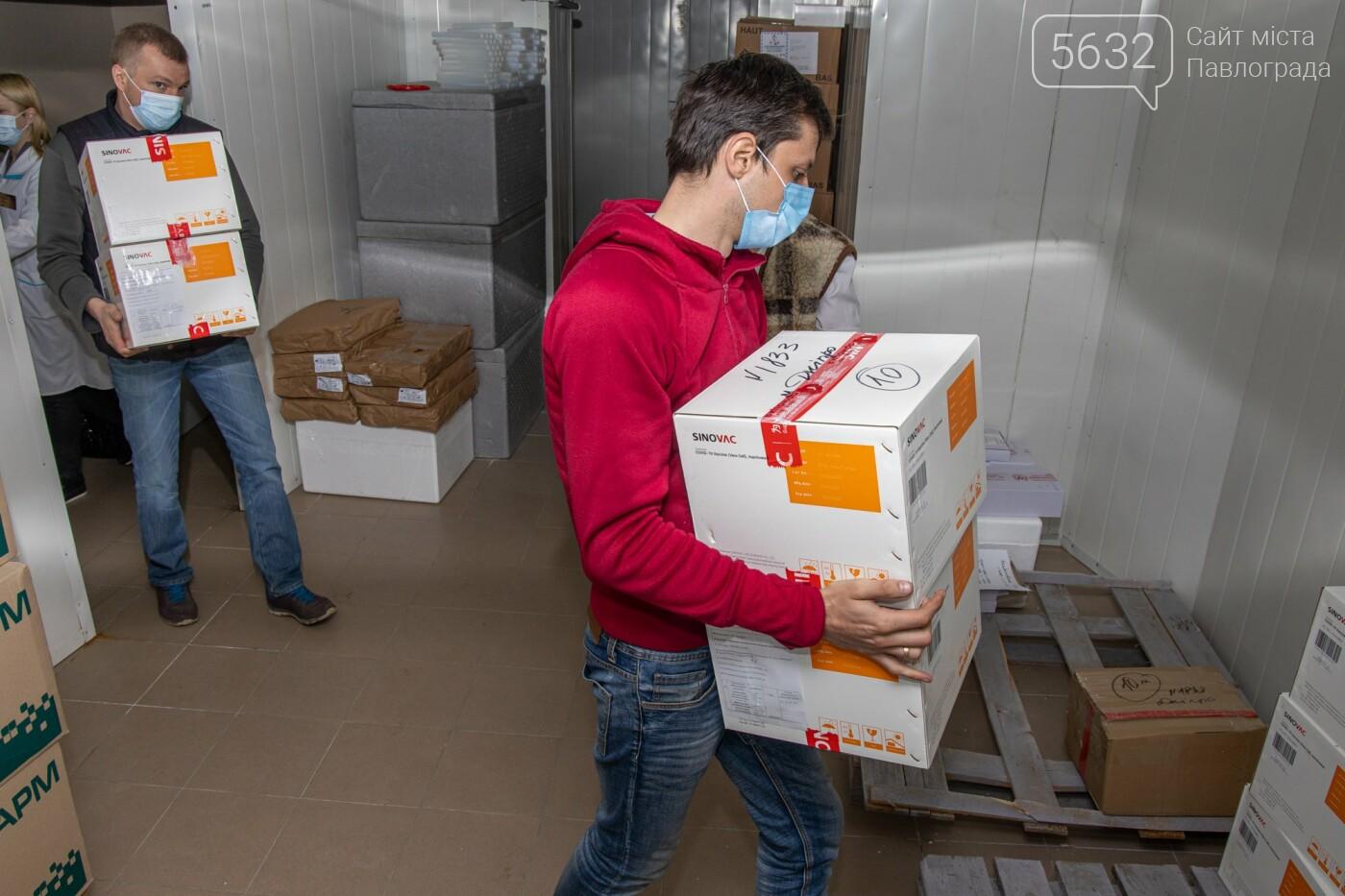 Днепропетровщина получила более 11,5 тыс. доз китайской вакцины от коронавируса, фото-2