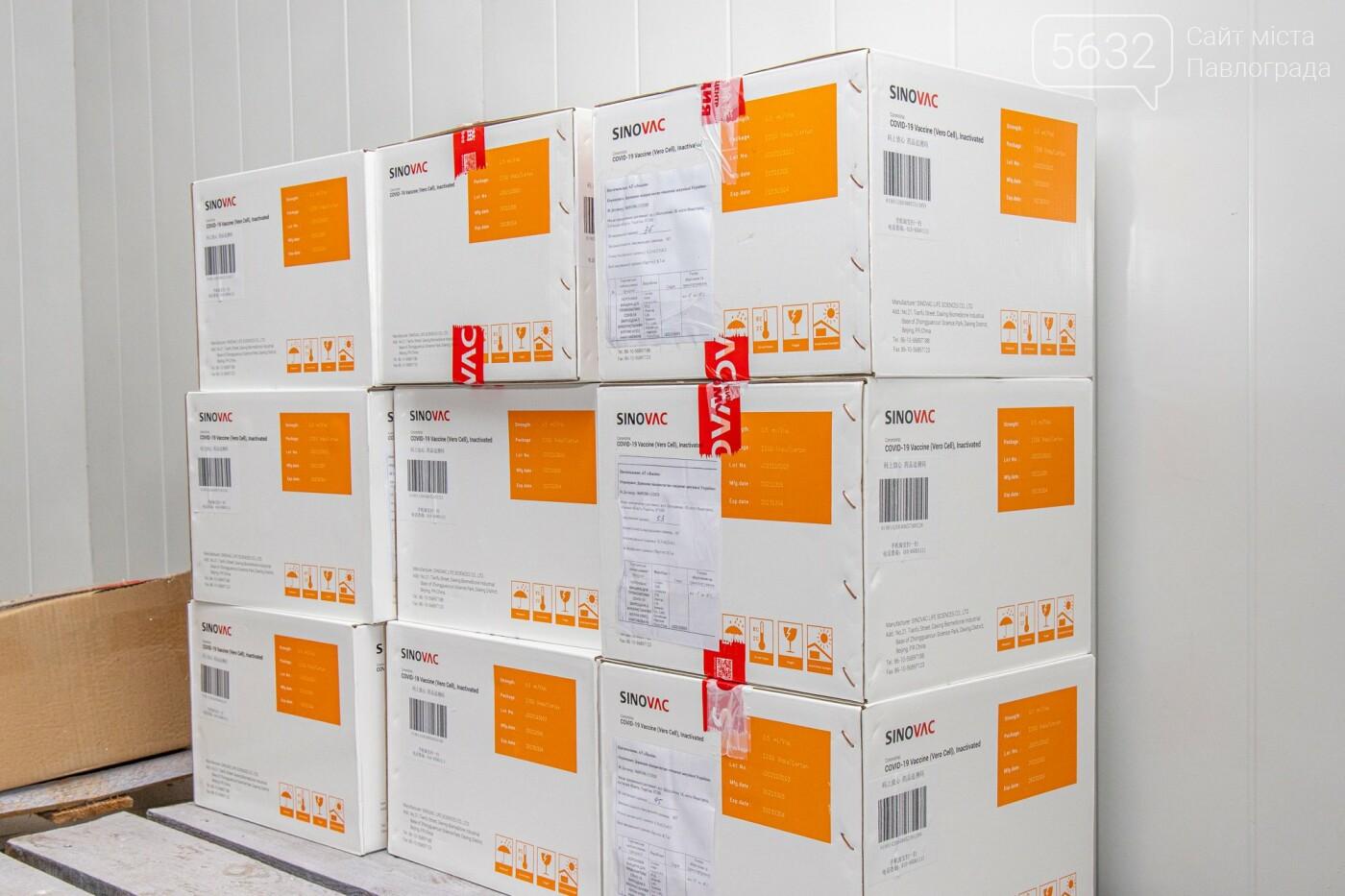 Днепропетровщина получила более 11,5 тыс. доз китайской вакцины от коронавируса, фото-3