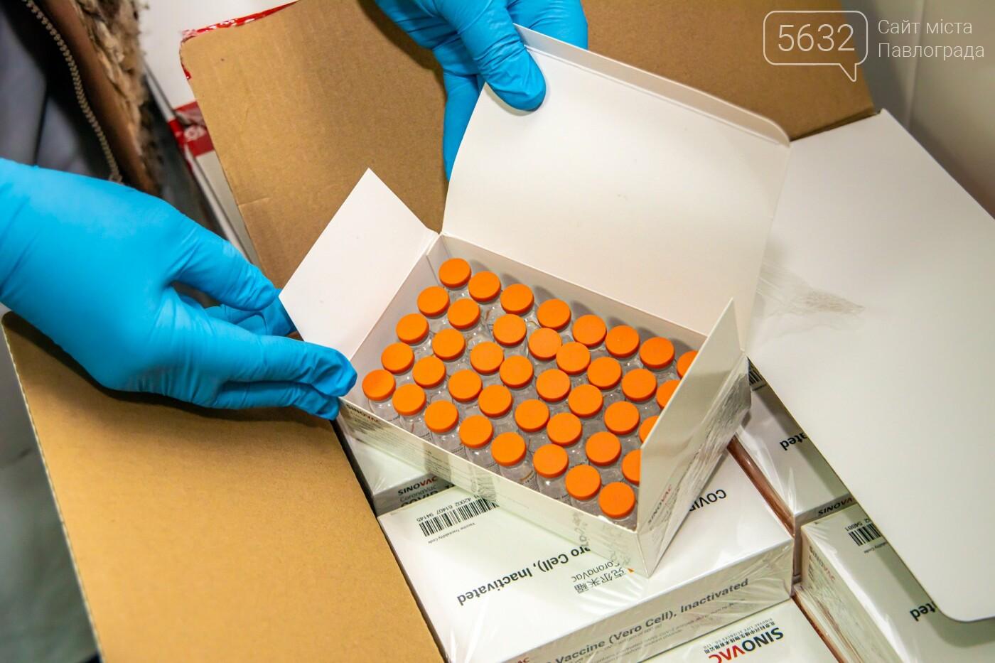 Днепропетровщина получила более 11,5 тыс. доз китайской вакцины от коронавируса, фото-6