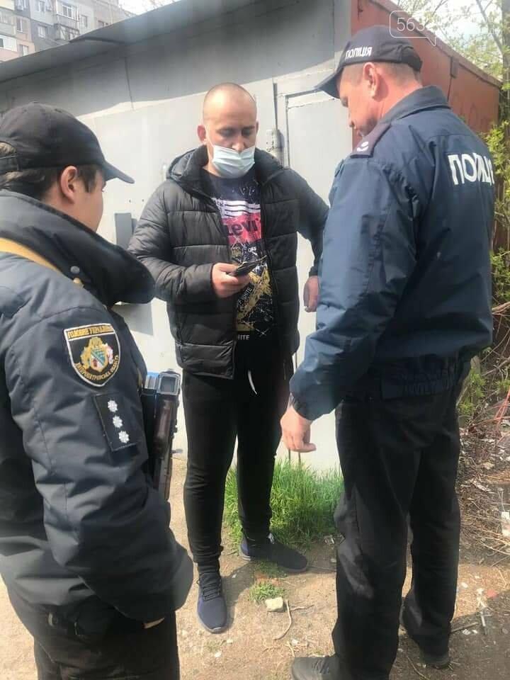 Возле одной из центральных школ Павлограда поймали наркомана «на горячем», фото-3