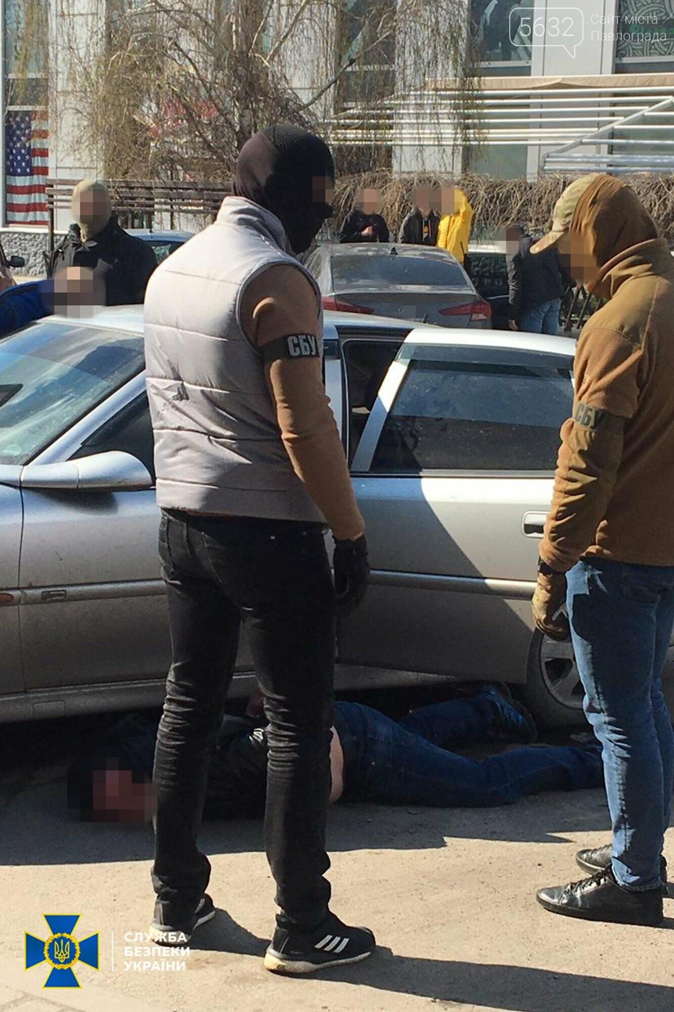 В Павлограде сотрудники СБУ разоблачили полицейских, которые продавали наркотики, фото-1