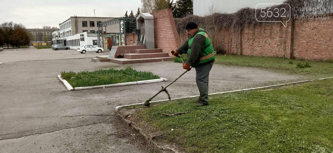 К 9 Мая в Павлограде приводят в порядок памятники и монументы, фото-2