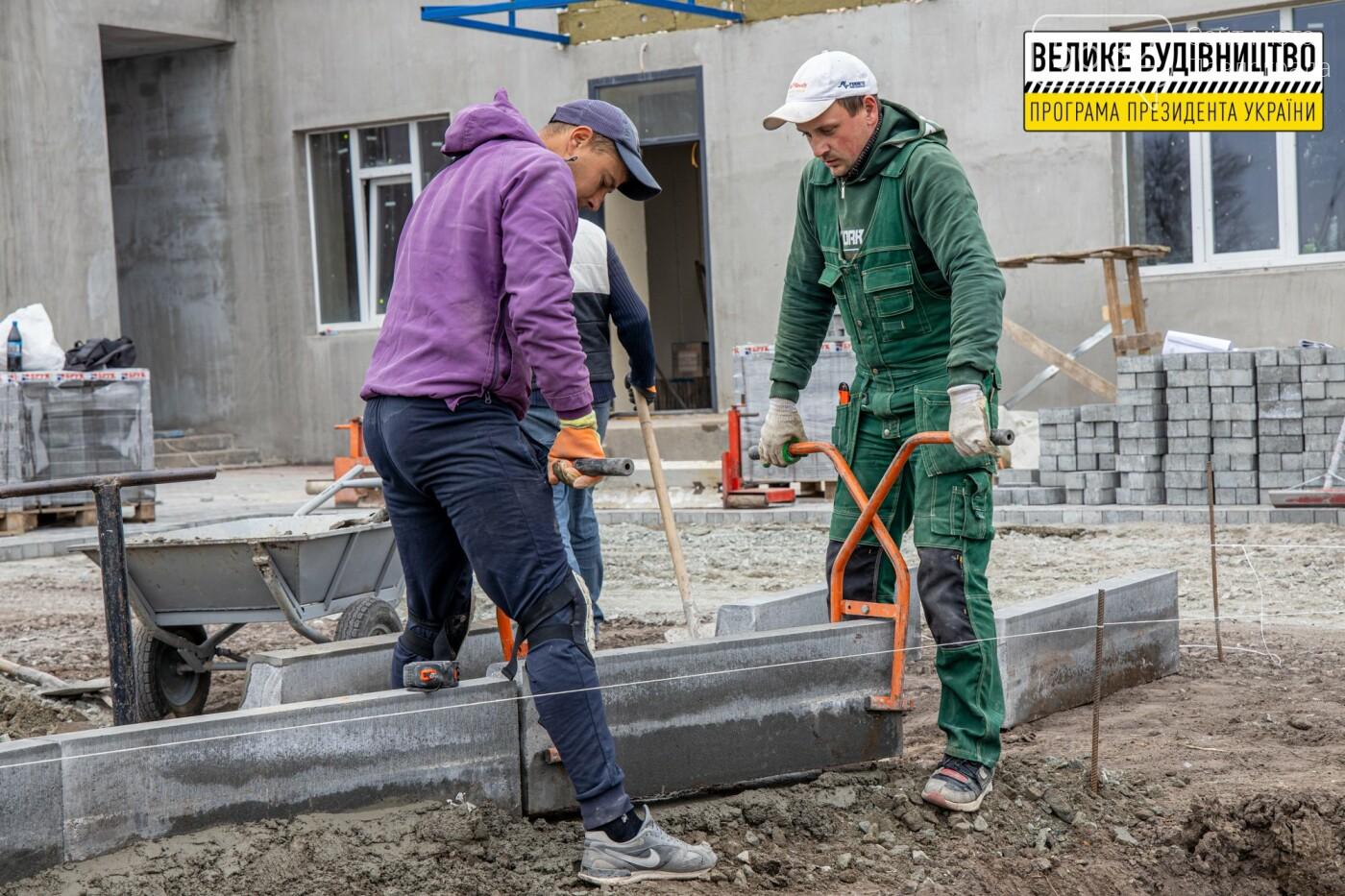 В Богдановке на финишной прямой строительство амбулатории (ФОТО), фото-7