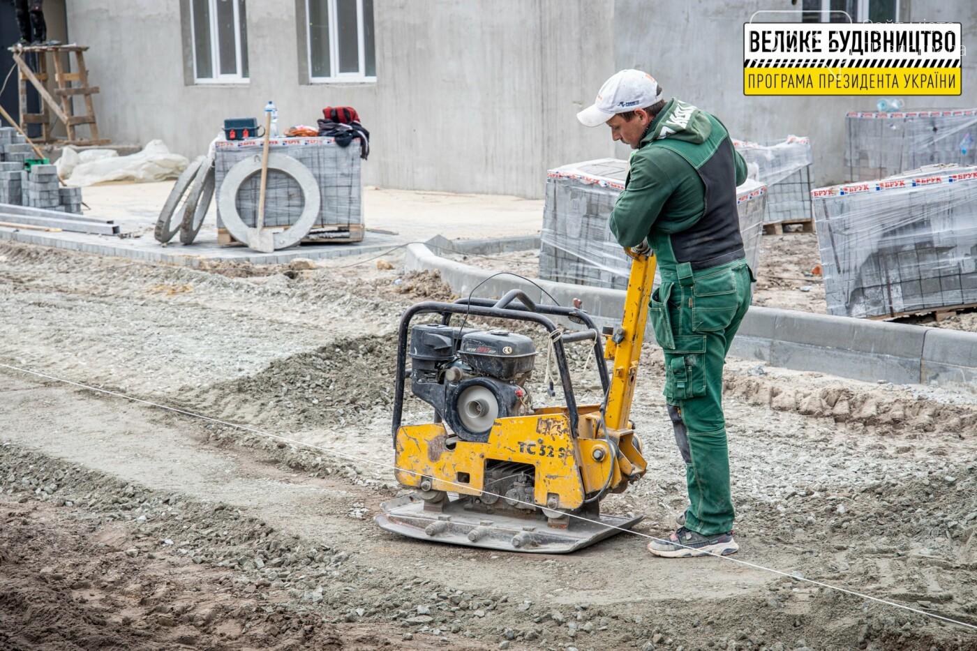 В Богдановке на финишной прямой строительство амбулатории (ФОТО), фото-10