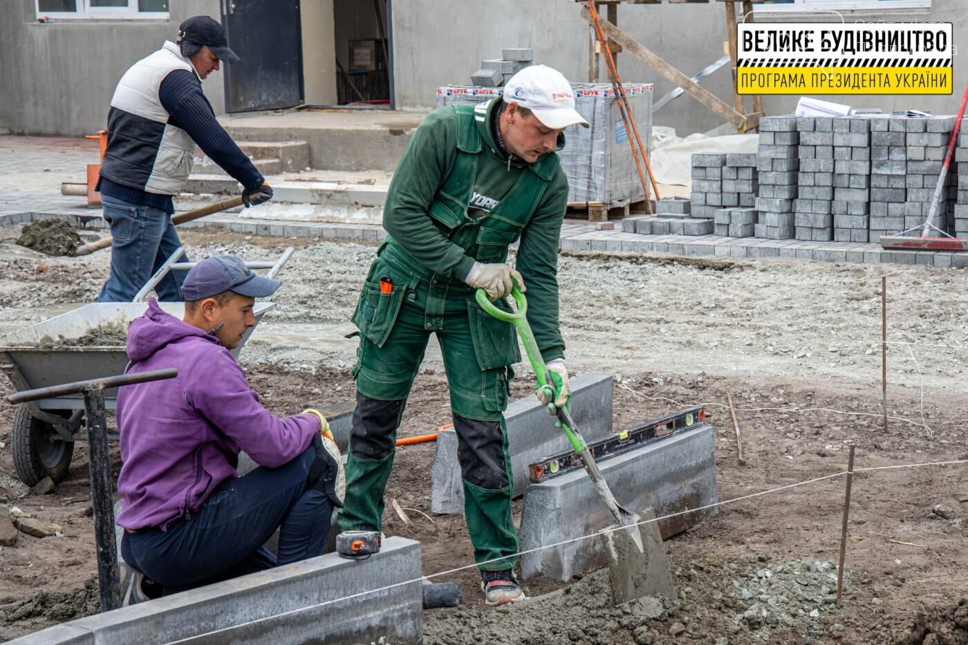 В Богдановке на финишной прямой строительство амбулатории (ФОТО), фото-11
