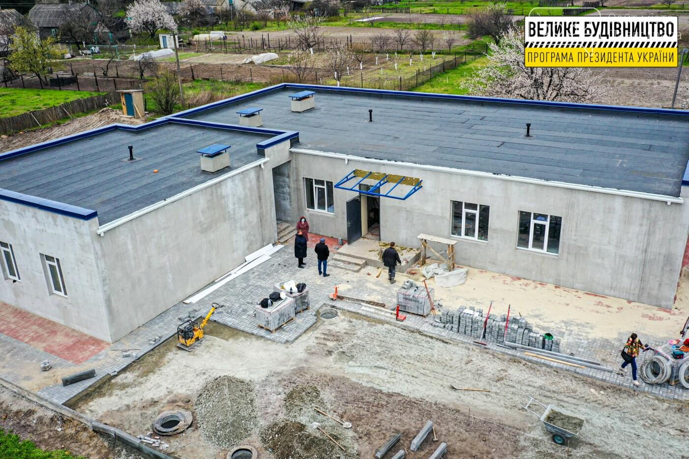 В Богдановке на финишной прямой строительство амбулатории (ФОТО), фото-3