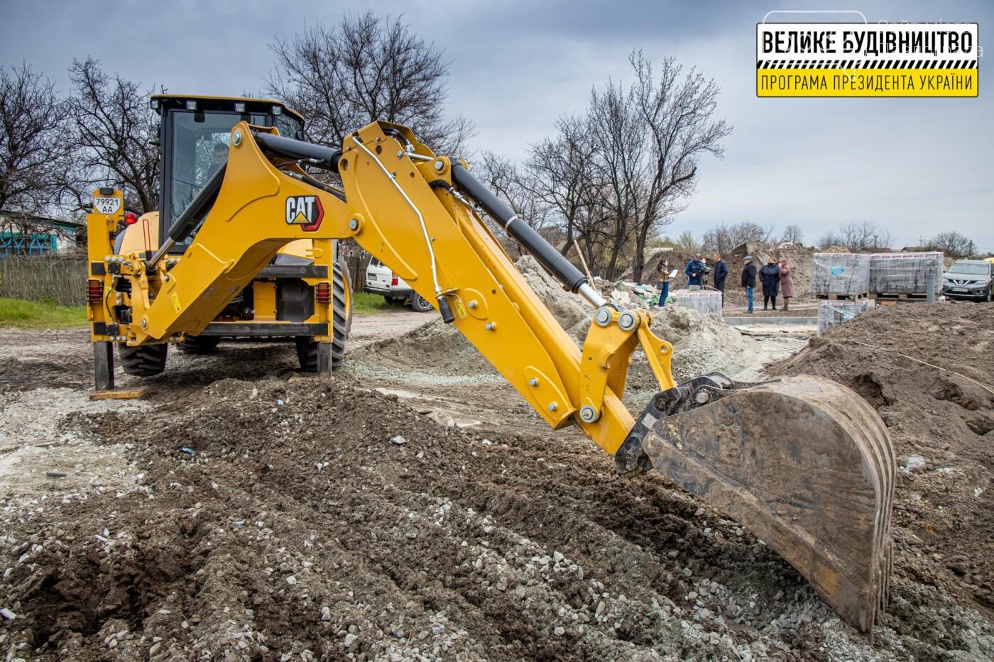 В Богдановке на финишной прямой строительство амбулатории (ФОТО), фото-2