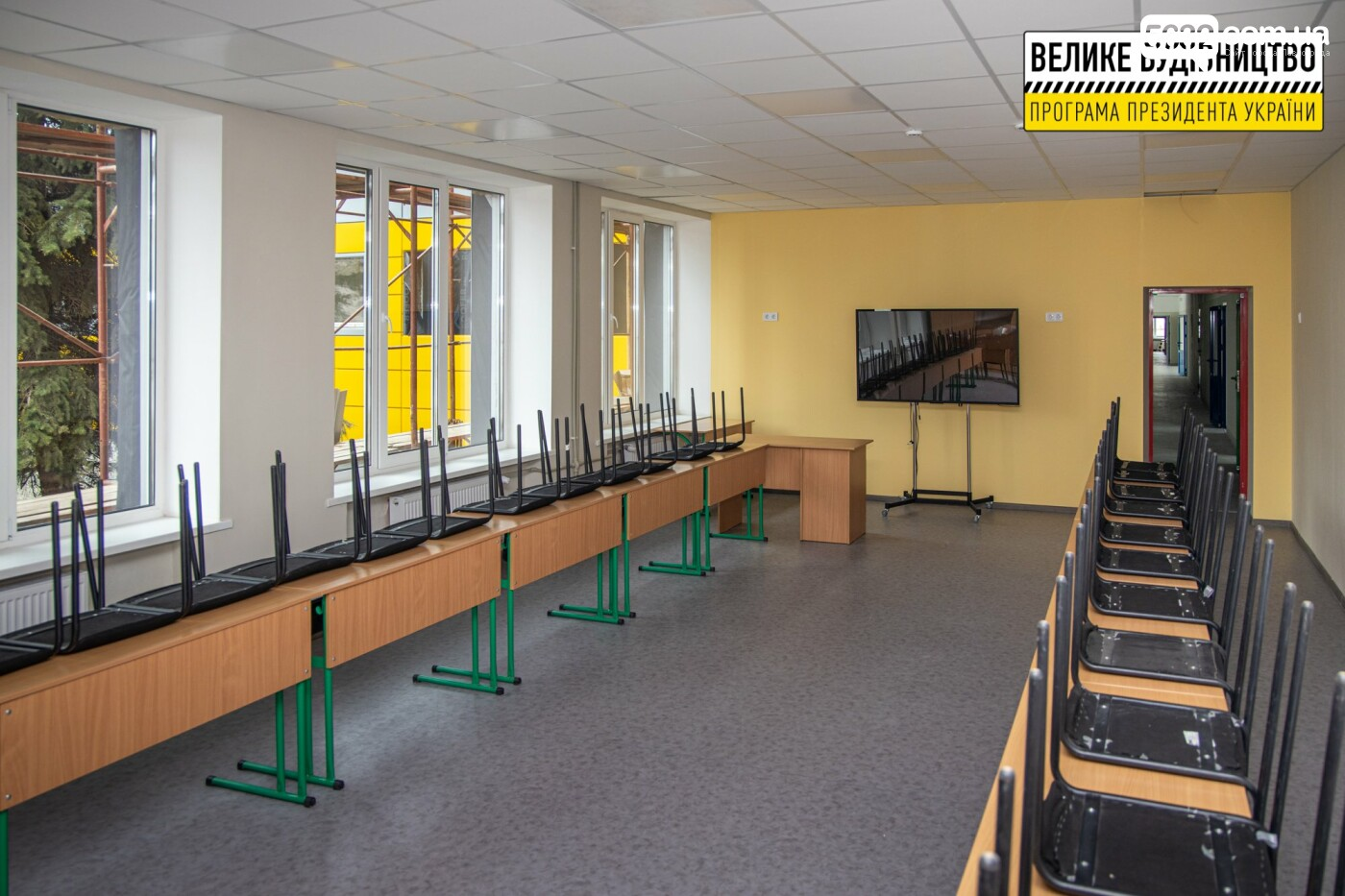 В Петропавловке модернизируют опорную школу (ФОТОРЕПОРТАЖ), фото-7