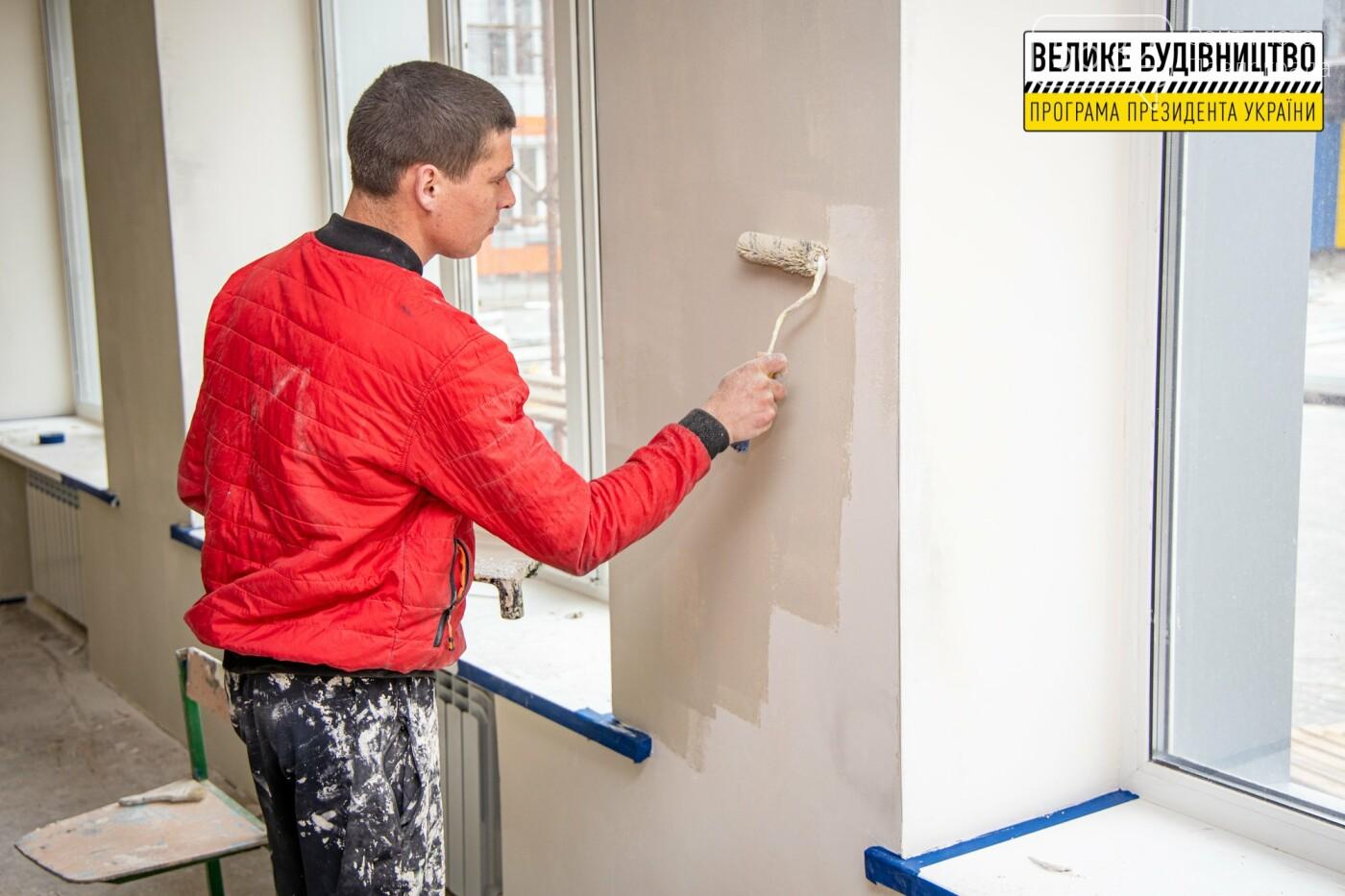 В Петропавловке модернизируют опорную школу (ФОТОРЕПОРТАЖ), фото-8