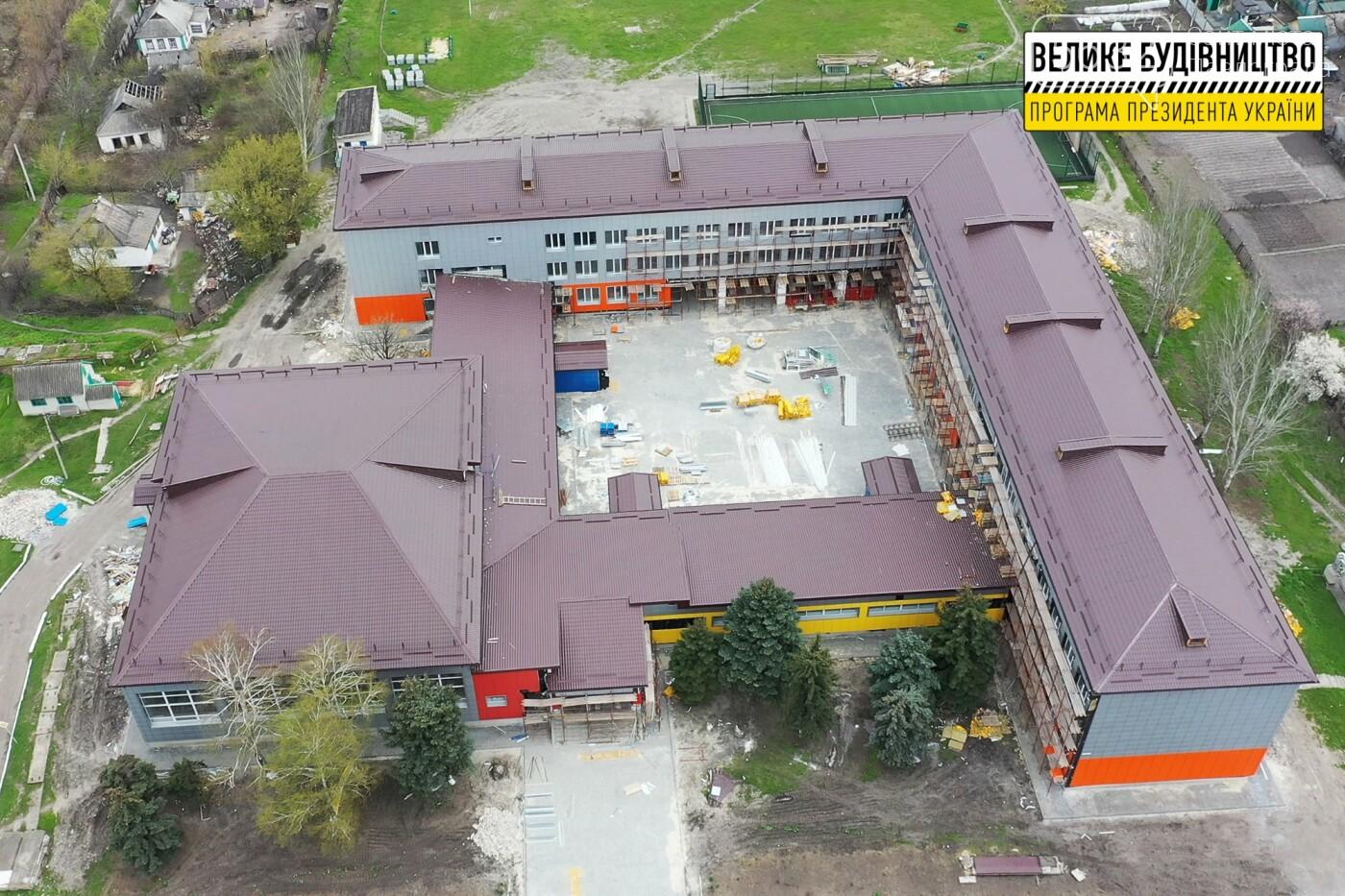В Петропавловке модернизируют опорную школу (ФОТОРЕПОРТАЖ), фото-3