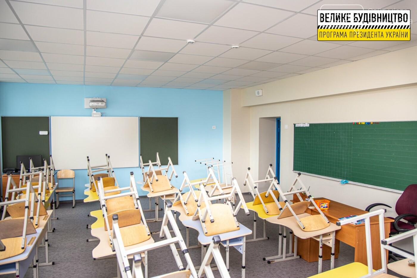В Петропавловке модернизируют опорную школу (ФОТОРЕПОРТАЖ), фото-5