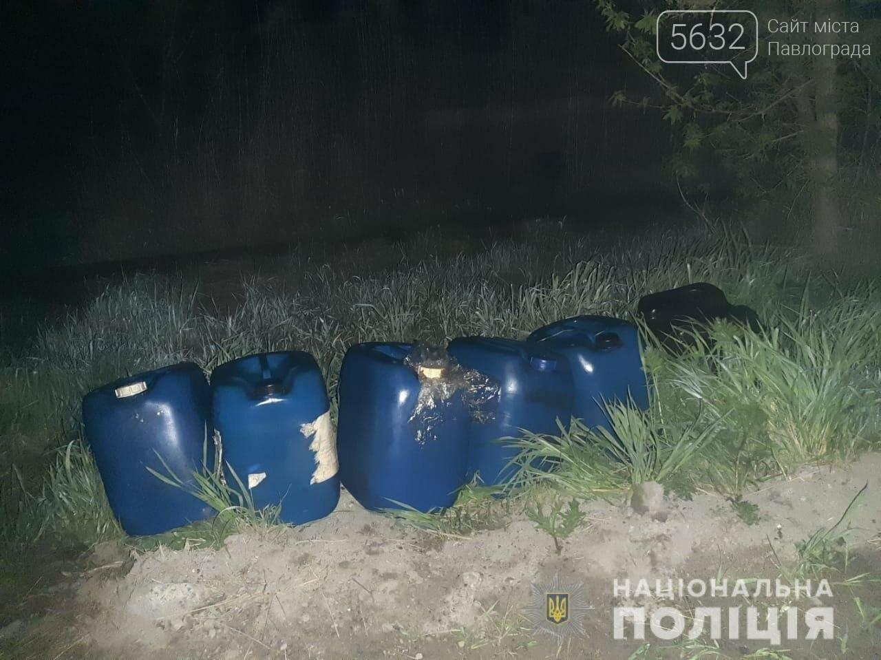Житель Павлограда слил из чужого грузовика более 200 литров дизельного топлива, фото-1