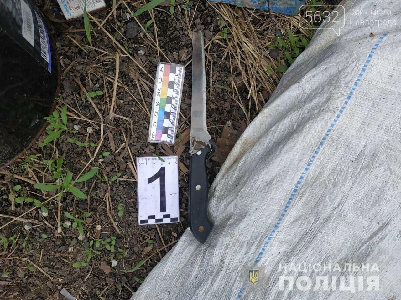 Негостеприимный хозяин: житель Терновки ранил ножом в спину мужчину, который пришёл к нему в гости, фото-1