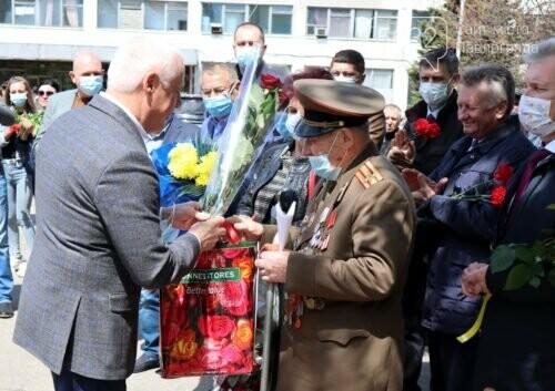 В Павлограде открыли обелиск памяти участников боевых действий во Второй Мировой войне, фото-3