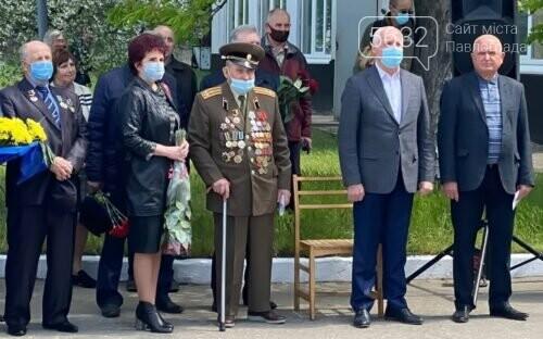 В Павлограде открыли обелиск памяти участников боевых действий во Второй Мировой войне, фото-2