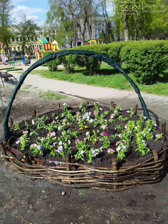 Для свадебных фотосессий в Павлограде готовят новую цветочную локацию в центре города, фото-10