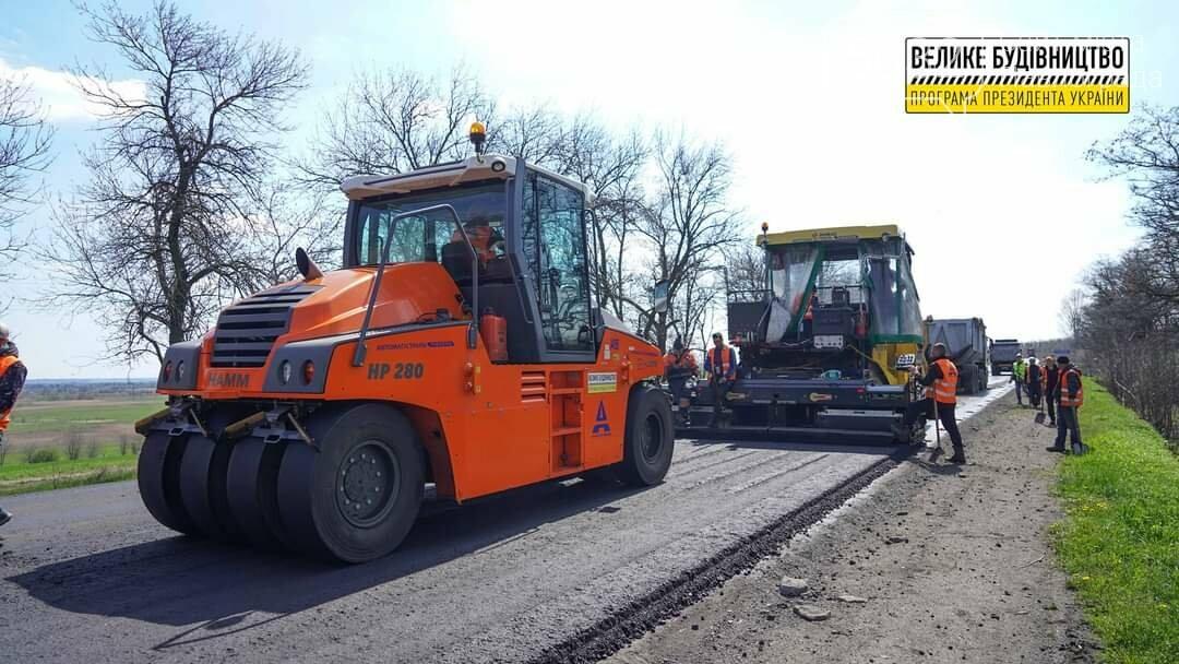 Под Павлоградом полным ходом идут ремонтные работы на трассе М-04 (ФОТО), фото-7