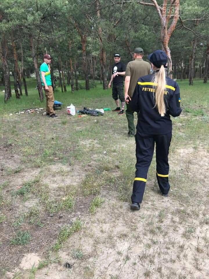 В лесах Павлоградщины прошли профилактические рейды по выявлению открытых очагов (ФОТО), фото-8